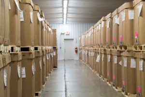 Warehouse space at MN Reload