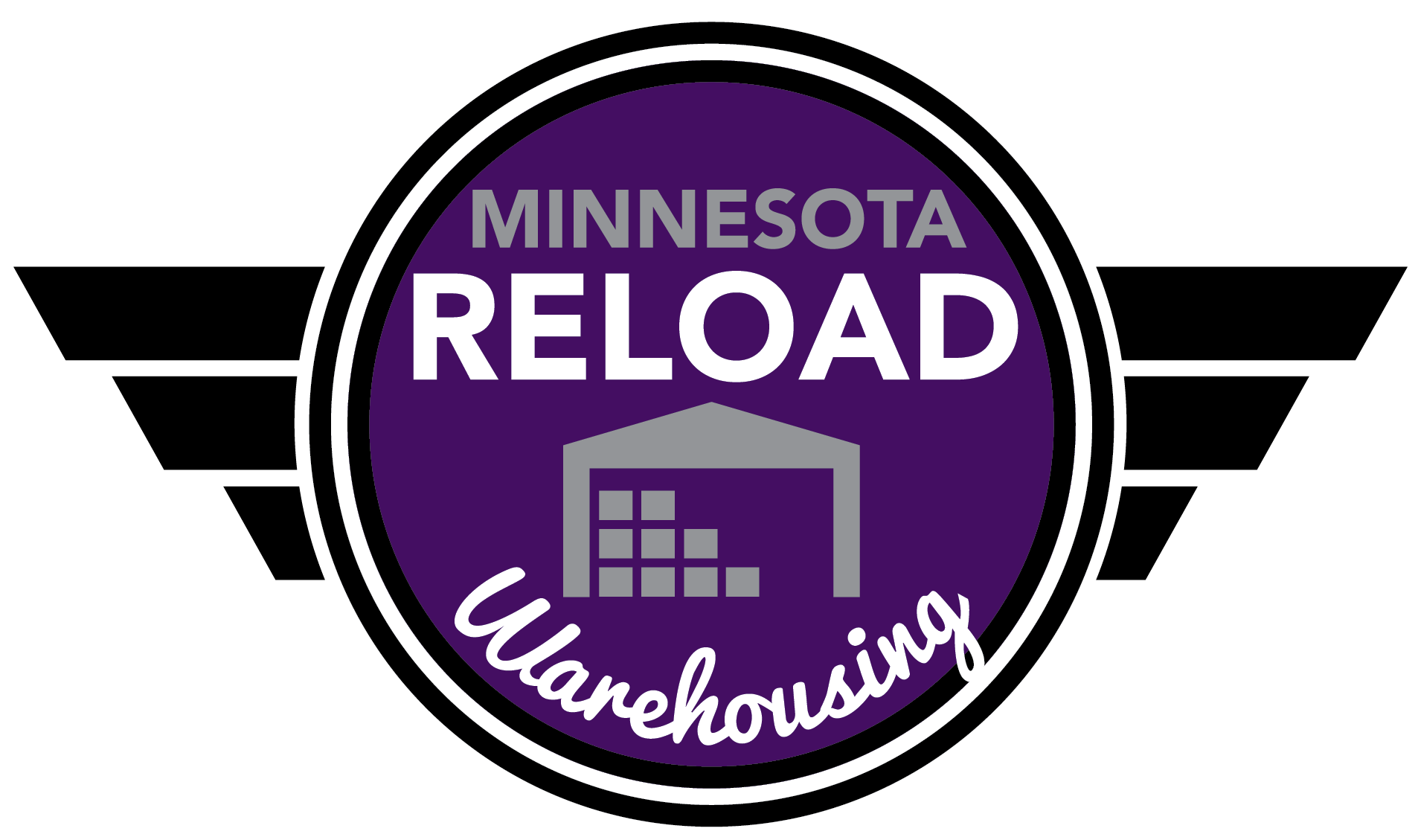 Bartel's Reload Warehouse and Office Space logo