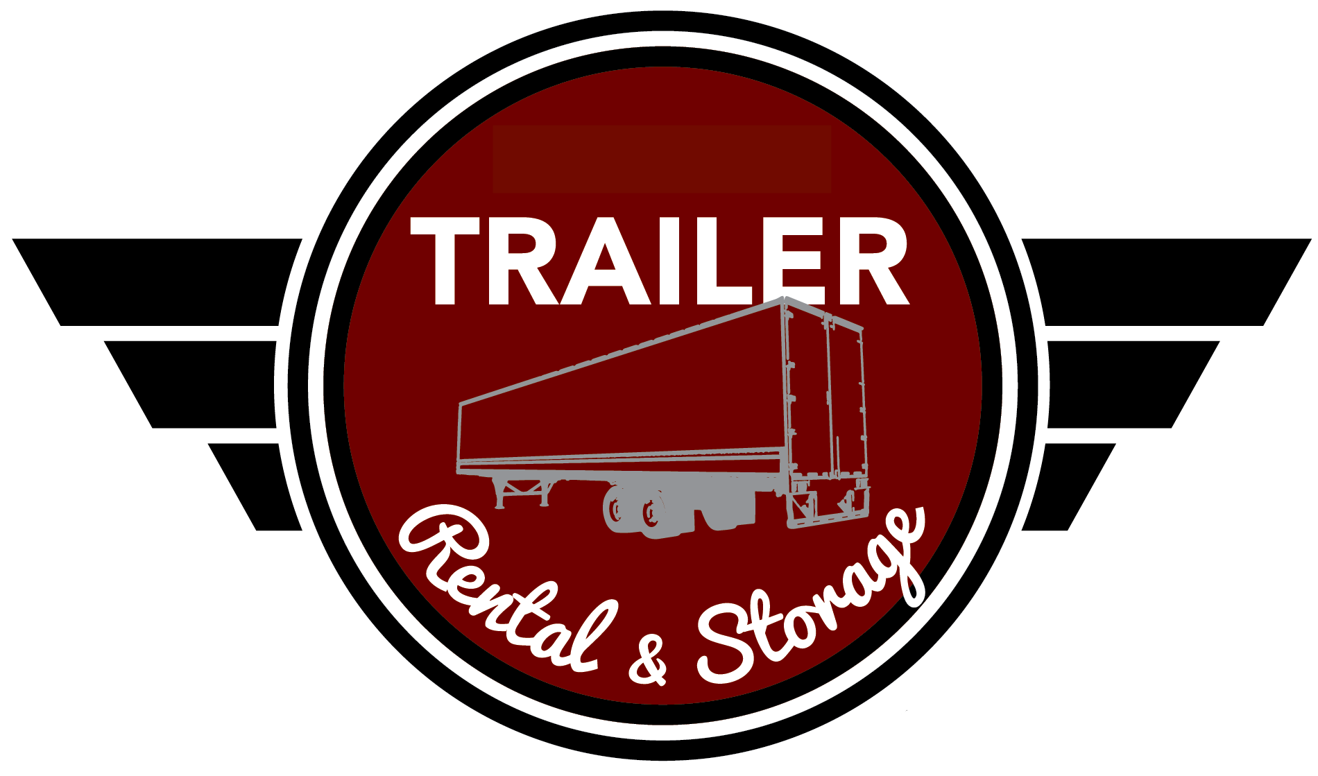 Trailer Rental & Storage Logo