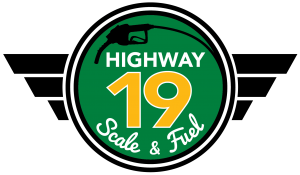Highway 19 Scale & Fuel logo